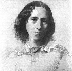 250px-George Eliot by Samuel Laurence